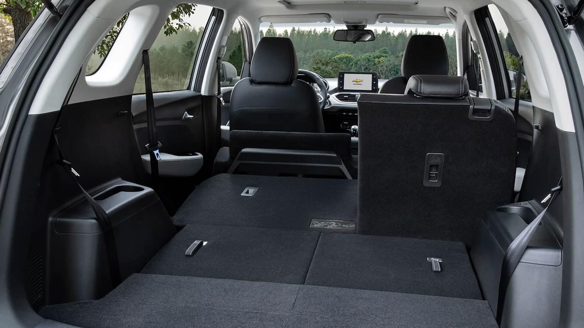 SUV Captiva Interior