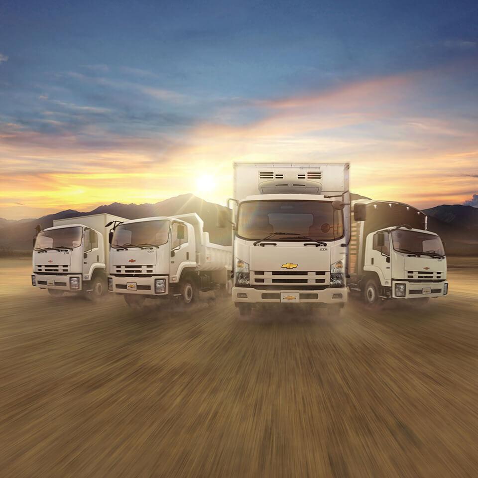 Camiones Chevrolet